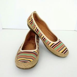 A2 by Aerosoles multi-colored flats Size 6